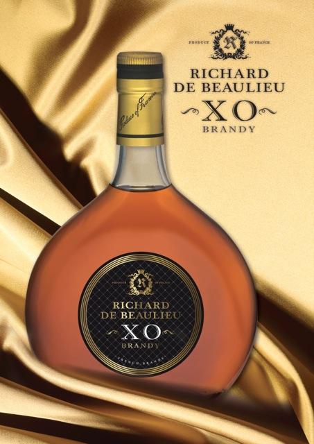 Richard de Beaulieu brandy XO