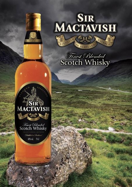Sir Mactavish scoth