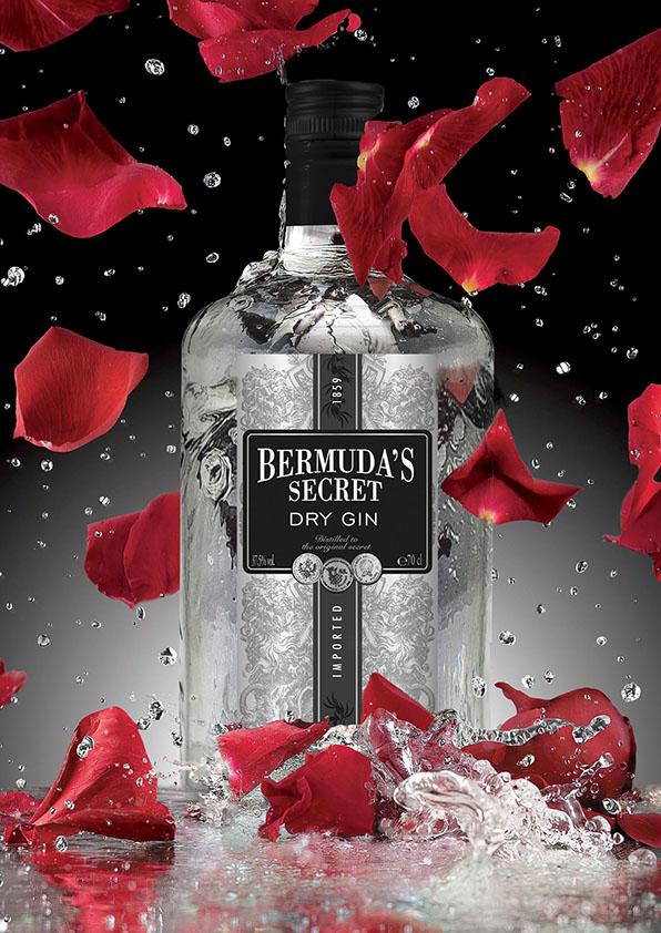 Bermuda's secret Gin